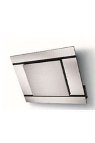 best wandhaube parade 800 edelstahl glas kopffreihaube 80 cm nova einbauger te shop. Black Bedroom Furniture Sets. Home Design Ideas